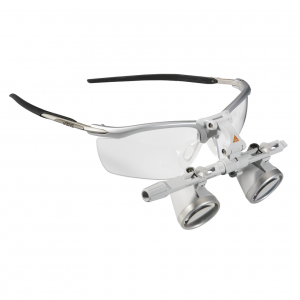 HEINE Binocular Loupes on Frame