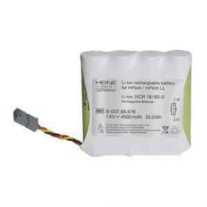 HEINE mPack Battery Replacement